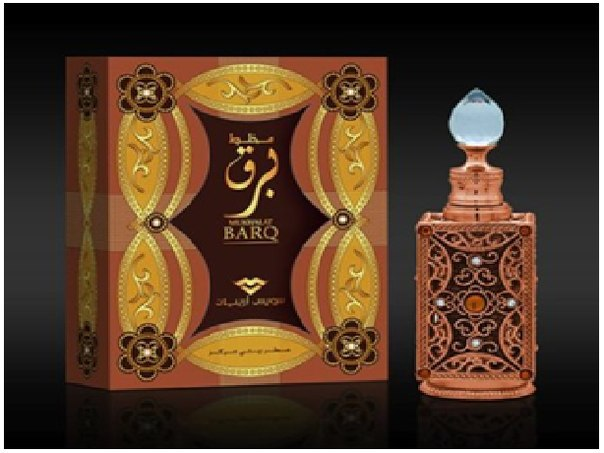 Арабские духи Мухаллат Барк Mukhallat Barq