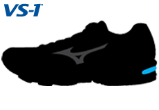 Технология беговых кроссовок VS-1