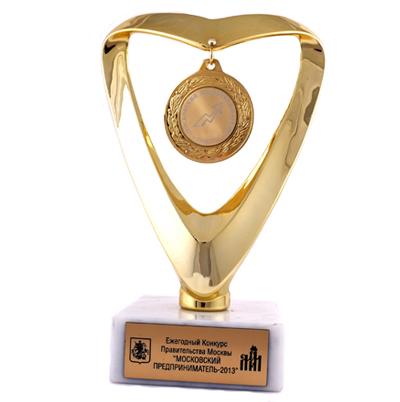 Победителем окружного этапа конкурса «Московский предприниматель-2013» в номинации «Услуги в сфере красоты и здоровья»
