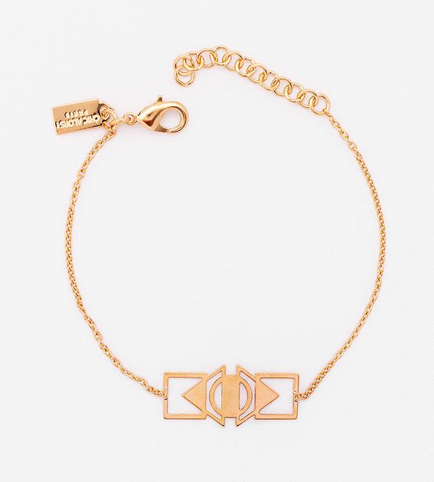купите браслет с ацтекским орнаментом Ernest от Chic Alors-Paris