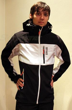 лыжная куртка 8848 Altitude Neptun Softshell (7602-08 черная) - мнение эксперта