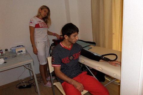 Команда ФМБА России успешно использовала товары спортивной медицины из ассортимента Eaglesports на Юношеской Олимпиаде в Нанкине