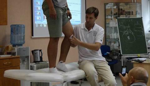 Прикладная кинезиология, как метод оценки методики кинезиотейпирования Kinesio Taping ®   в спортивной медицине (на примере повреждения передней крестообразной связки)