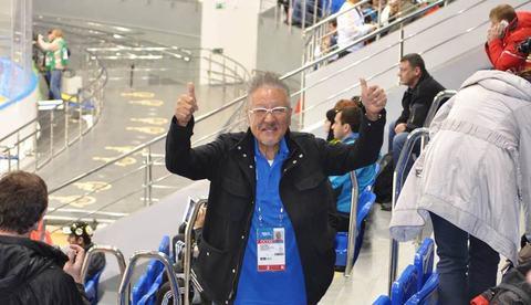 Кензо Касе тейпировал хоккеистов российской сборной в Сочи