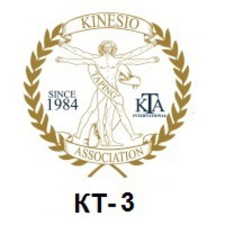 Продвинутый курс по Кинесио тейпингу КТ3-4