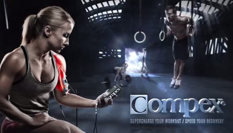 Кроссфит, пауэрлифтинг и электростимуляция Compex