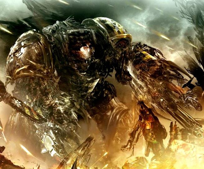 Поступление эксклюзивных наборов Warhammer 40,000