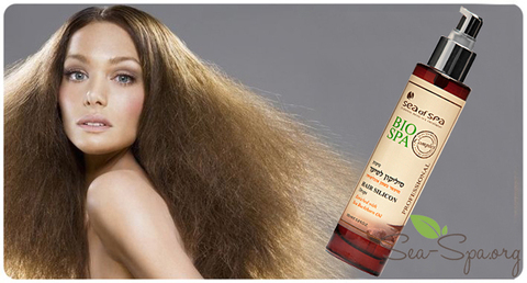 Sea of SPA умеет укрощать непослушные волосы! ВИДЕО обзор Силиконовых капель-сыворотки для моментального глянца Ваших волос.