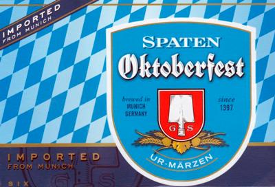 Уважаемые, Партнеры!  С 01 сентября у нас стартует Акция «Octoberfest с пивом Spaten»