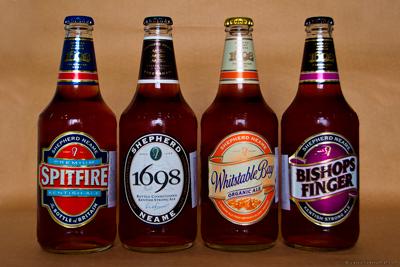 Компания Харлис расширяет ассортимент английского пива
