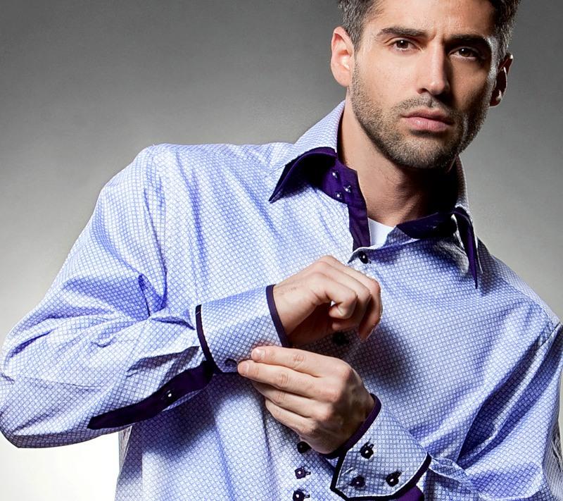 Как правильно подобрать мужскую рубашку?