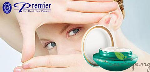 На что способен крем для кожи вокруг глаз от Premier?