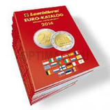 Каталог ЕВРО 2014 Банкноты и монеты на английском языке