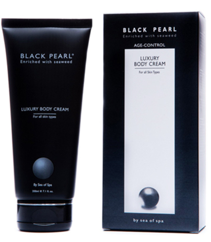 Обзор Роскошного крема для тела Sea of SPA линия Black Pearl, 200мл