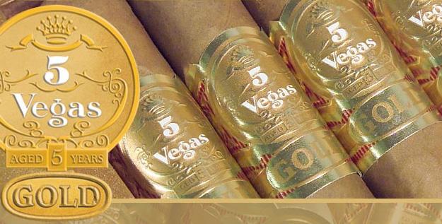5 Vegas Gold