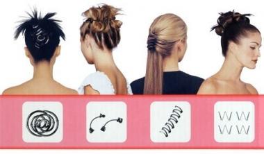 Заколки «Hairagami»