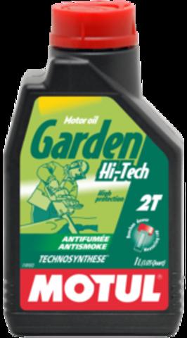 Масла для садовой техники