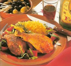 Блюда из домашней птицы