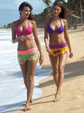 Шорты пляжные