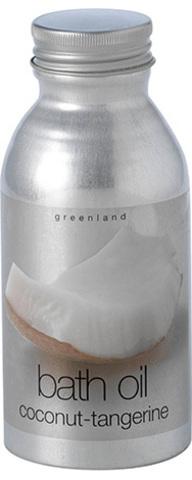 Масло для ванны кокос-мандарин, Greenland