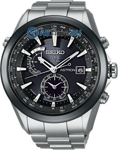 Купить Мужские японские наручные часы Seiko SAST003G по доступной цене