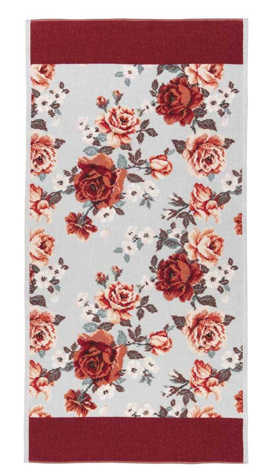 Полотенца Полотенце 37x50 Feiler Cinnamon Rose 129 purpurrot elitnoe-polotentse-shenillovoe-cinnamon-rose-129-purpurrot-ot-feiler-germaniya.jpg