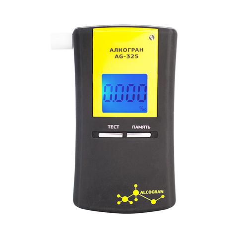 Алкотестер Алкогран AG-325