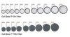 Carl Zeiss T* UV Filter 55mm