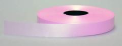 Лента пластиковая 2см*100м светло-розовый