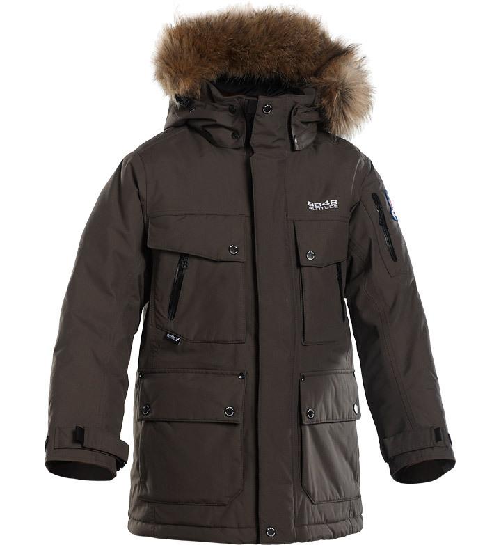 Подростковая куртка-парка 8848 Altitude Hayden унисекс