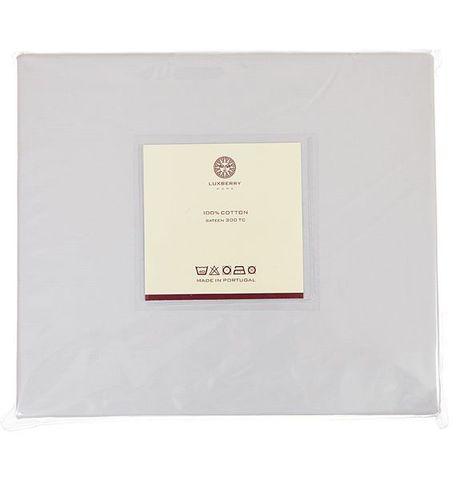 Простыня 180х200х30 Luxberry (SP) Calipso серый жемчуг