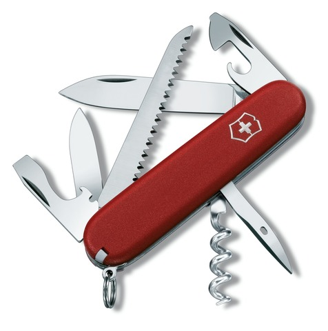 Нож карманный Camper EcoLine Victorinox (3.3613)