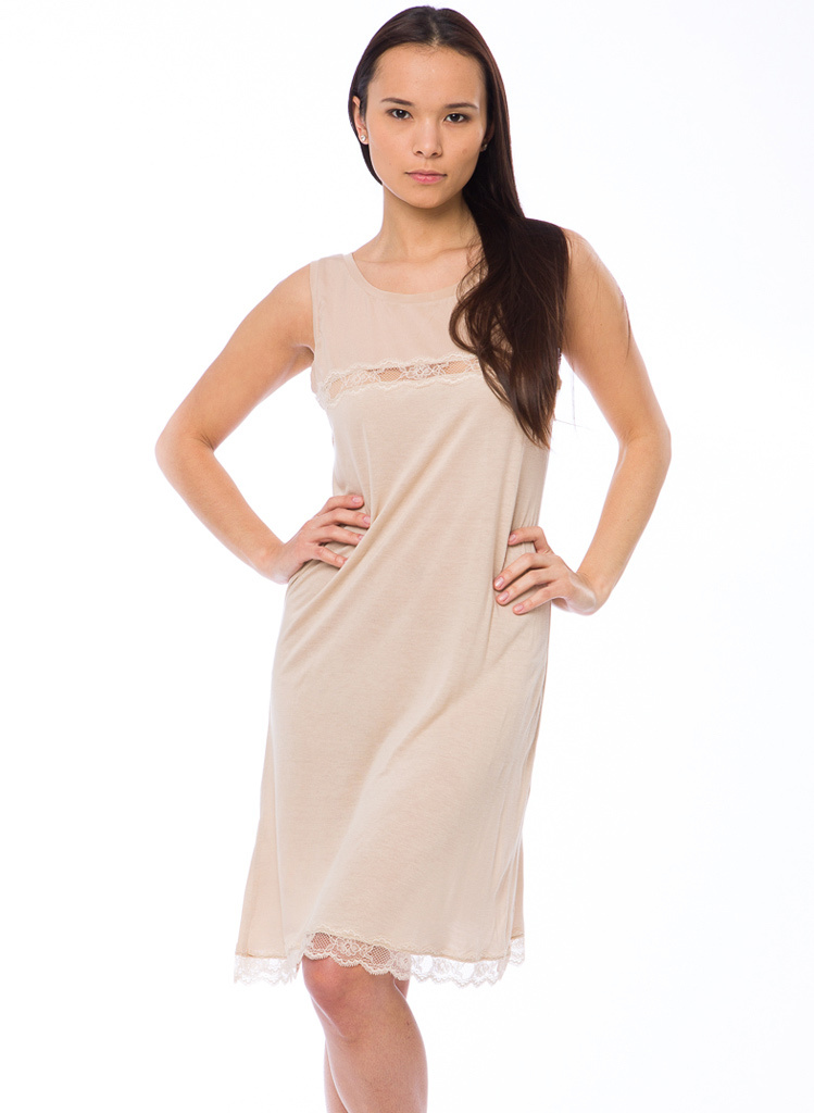 Ночная сорочка TWIN-SET (Домашние платья и ночные сорочки)