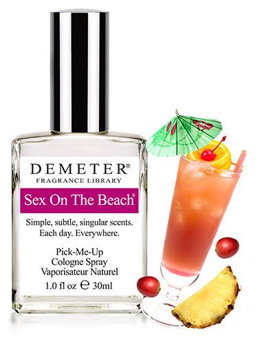 Духи «Секс на пляже» от Demeter