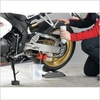 Устройство для чистки и смазки мотоцепи