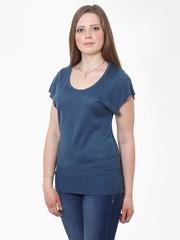 1780-1 жилет женский синий