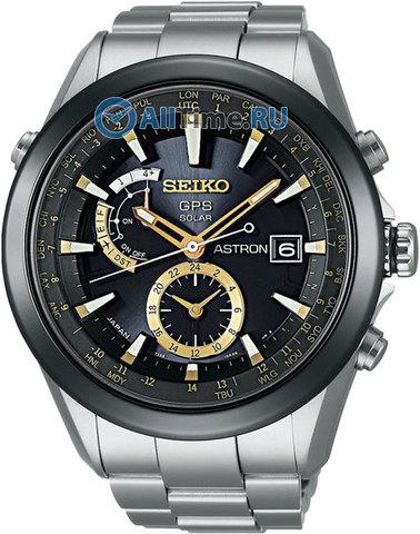 Купить Мужские японские наручные часы Seiko SAST005G по доступной цене