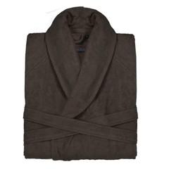 Элитный халат махровый Phuket коричневый от Casual Avenue