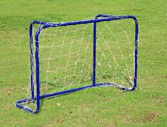 Ворота футбольные, детские с сетками, размер 0,90м х 0,61м х 0,36м (комплект 2шт.)