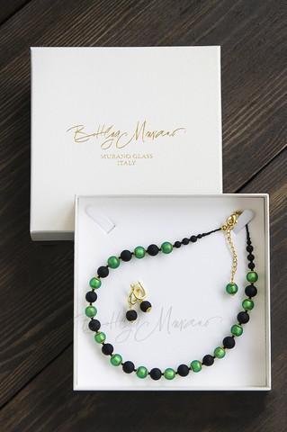 Комплект Domino зеленого цвета