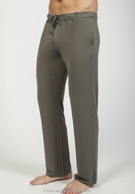 Мужские брюки для дома Blue Lemon (Домашние костюмы и пижамы)
