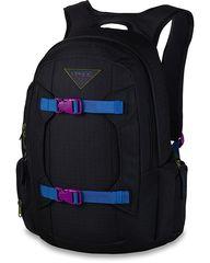 Рюкзак для сноуборда женский Dakine Mission 25L Black Ripstop