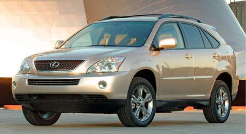 Гарант Консул 25001.R для LEXUS RX 400h /2005-2009/ Вар+ P