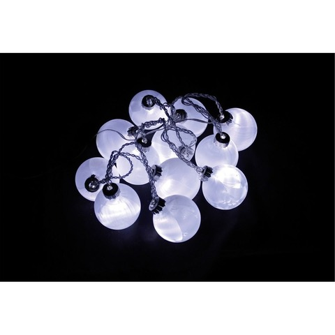 Гирлянда «Шары», белые, CL52 (Feron)