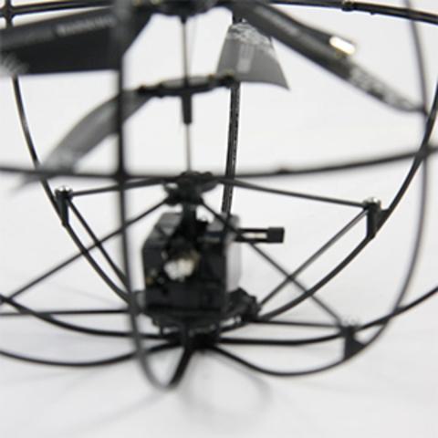 Радиоуправляемый вертолет-шар HappyCow Robotic UFO 777-286 с гироскопом (код: 777-286)