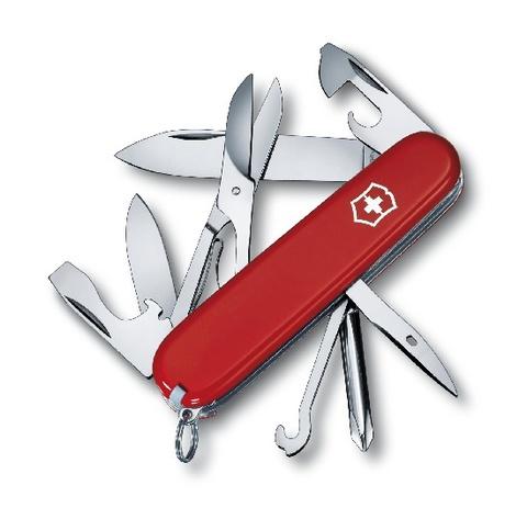 Купить Швейцарский нож Victorinox Super Tinker красный (1.4703) по доступной цене