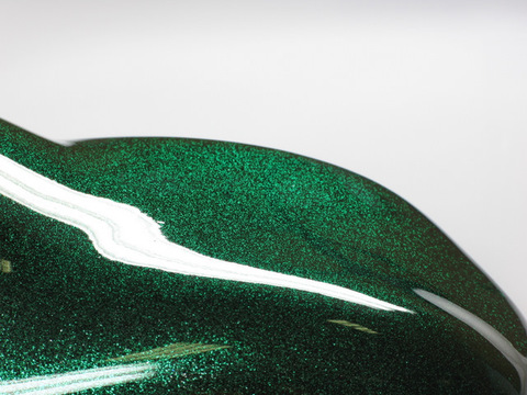 Краска Star Dust блестки Green / Зеленый 100/200 мкр 50 гр