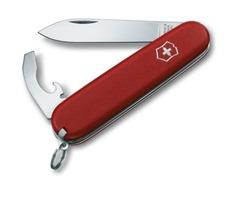 Швейцарский нож Victorinox Bantam EcoLine, 84 мм, 8 функ, красный матовый (2.2303)