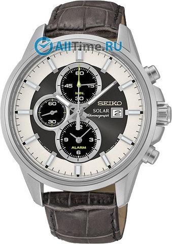 Купить Мужские японские наручные часы Seiko SSC259P1 по доступной цене