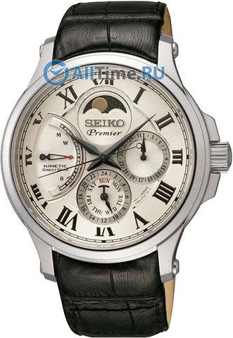 Купить Мужские японские наручные часы Seiko SRX007J1 по доступной цене